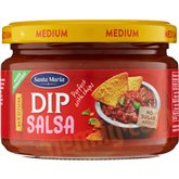 Taco salsa dip