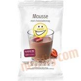 Mousse m. chokoladesmag