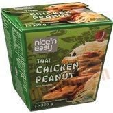 Thai chicken peanut
