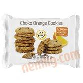 Choko småkager m. orange