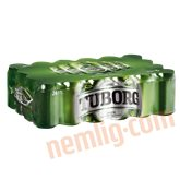 Grøn Tuborg (dåse)