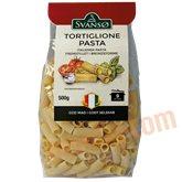 Tortiglione pasta