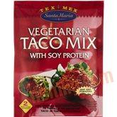 Vegetarisk taco mix
