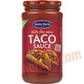 Taco sauce (stærk)