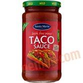 Taco sauce (mild)