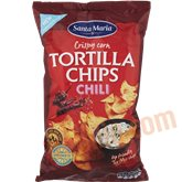 Tortilla chips m. chili