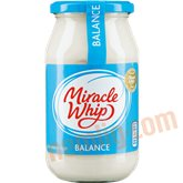 Miracle whip balance