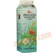 Sødmælksyoghurt - Yoghurt naturel øko.