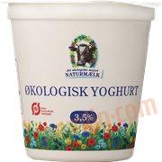 Sødmælksyoghurt - Yoghurt m. jordbær øko.
