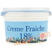 Fraiche - Creme fraiche 18% øko.