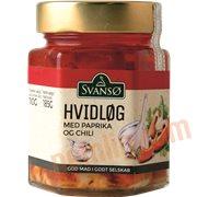 Hvidløg - Hvidløg m. chili og paprika