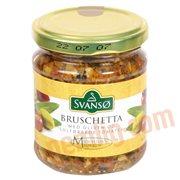 Specialiteter - Bruschetta m. oliven
