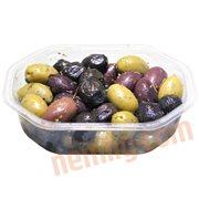 Oliven & Soltørrede Tomater - Blandede oliven mix