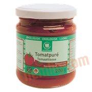 Dåsetomater & Puré - Tomatpuré øko.