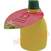 Friskpresset Juice / Æblemost - Citronsaft øko.