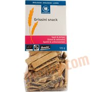 Grissini & Croutoner - Grissinisnacks øko.