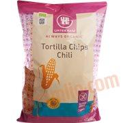 Tortillachips - Tortilla chips m.chili øko.