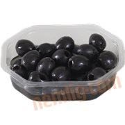 Oliven & Soltørrede Tomater - Sorte oliven (stenfri)