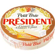 Brie & Camembert - Brie