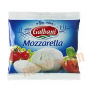 Mozzarella, Feta & Salatost - Mozzarella