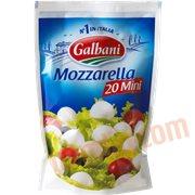 Mozzarella, Feta & Salatost - Mozzarella (mini)