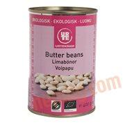 Bønner - Butter beans øko.