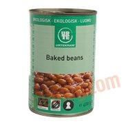 Bønner - Baked beans øko.