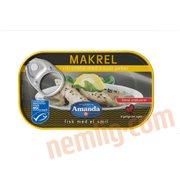 Makrel - Makrel i citronolie