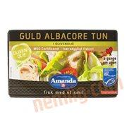Tun - Guld tun i olivenolie