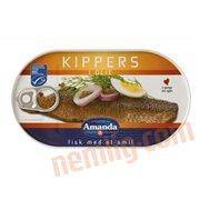 Fiskekonserves - Kippers i olie