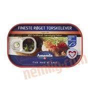 Fiskekonserves - Torskelever