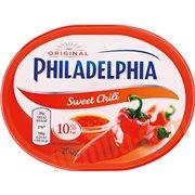Smøreost - Flødeost m. sød chili