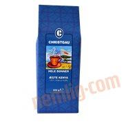 Hele Kaffebønner - Christgau ægte Kenya