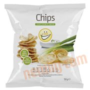 Chips - Sour cream & onion chips