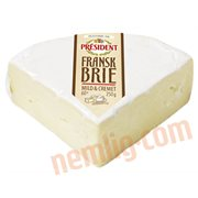 Brie & Camembert - Fransk brie
