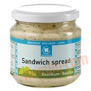 Sandwichcreme - Sandwich spread  øko.