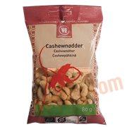 Nødder - Cashewnødder øko.