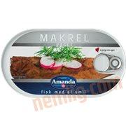 Makrel - Røget makrel