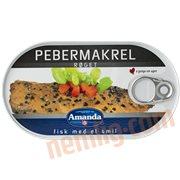 Makrel - Røget pebermakrel