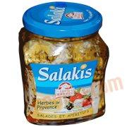 Mozzarella, Feta & Salatost - Fåreost i tern