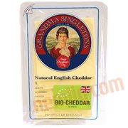Cheddar - Cheddarost i skiver øko.