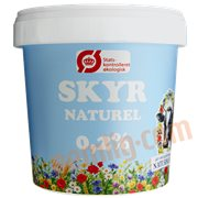 Skyr - Skyr naturel øko.
