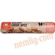 Chokoladekiks - Speltkiks m. kakaocreme øko.
