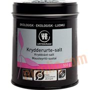 Krydderiblandinger - Salt m. krydderurter øko.