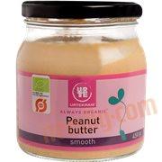 Nøddesmørepålæg - Peanutbutter (smooth) øko.