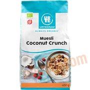 Müsli - Müsli kokos crunch øko.