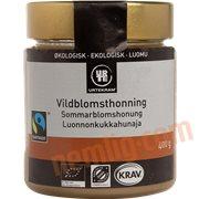 Sirup & Honning - Vildblomsthonning øko.