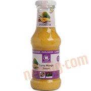 Asiatisk - Sauce m. karry og mango øko.