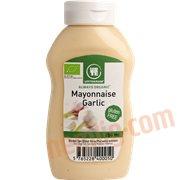 Mayonnaise - Mayonnaise m. hvidløg øko.