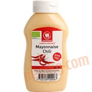 Mayonnaise - Mayonnaise m. chili øko.